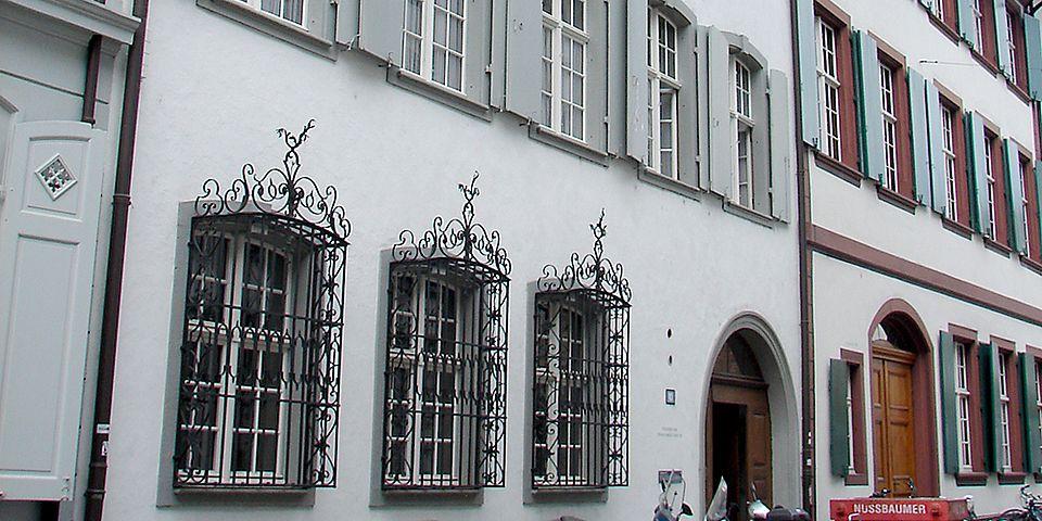 Gebäude Theologische Fakultät