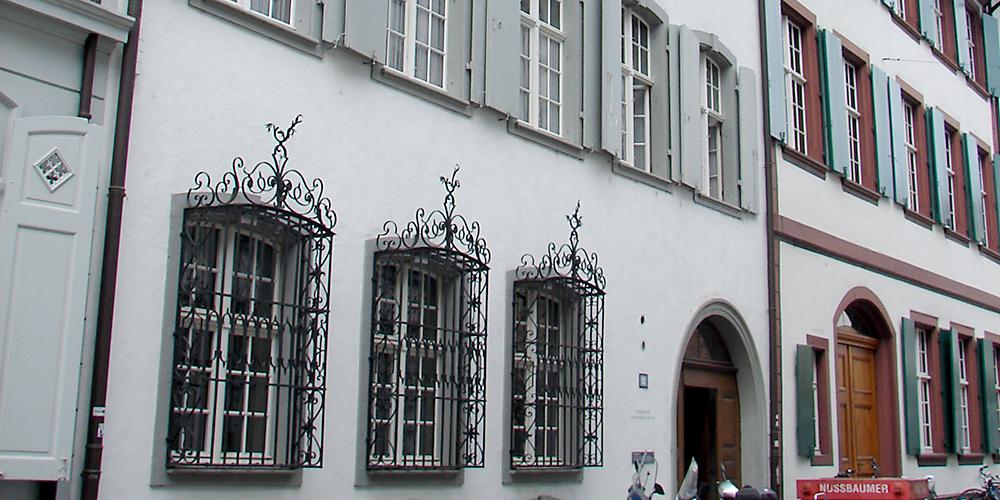 [Translate to English:] Gebäude Theologische Fakultät