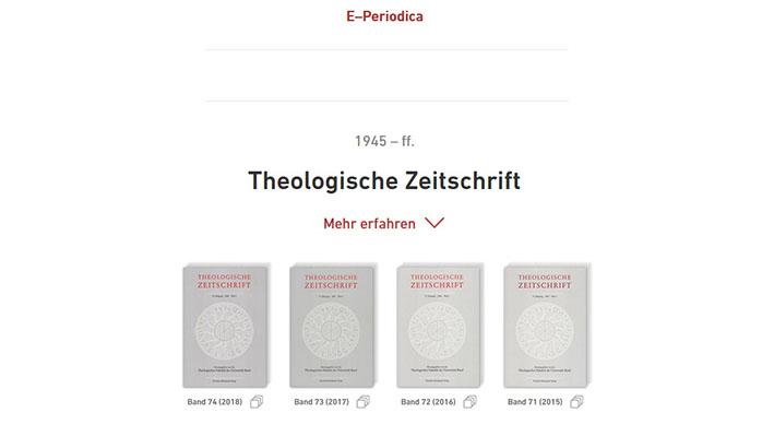 E-Periodica